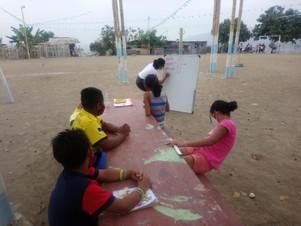 Programa Educando en el camino se inicia oficialmente en Monte Sinaí