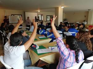 Taller de clima de aula para docentes
