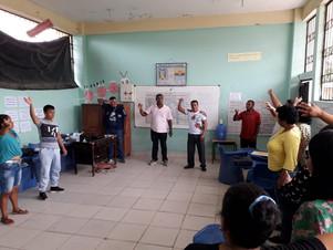 240 docentes de Esmeraldas se capacitan
