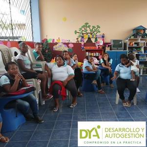 Esmeraldas y Borbón cuentan con 3 aulas de cuidado