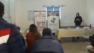 DYA junto a APRATUC capacita a los productores de arándanos sobre trabajo adolescente protegido