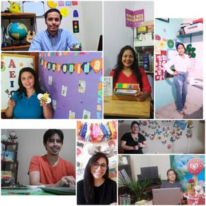 Aulas de apoyo escolar se implementan en Guayaquil y Manta