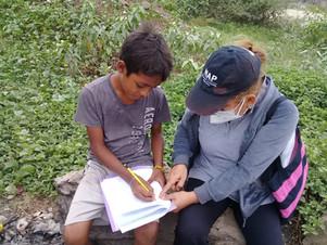 Boletín Educar con Alegría: la experiencia del programa NAP en la emergencia sanitaria