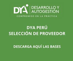 DYA Perú: Adquisición de oreadora automatizada de 100 quintales para café