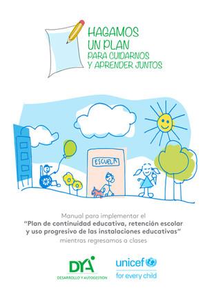 Manual para implementar Plan de continuidad educativa