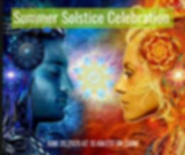 Summer Solstice Celebration June 20.2020
