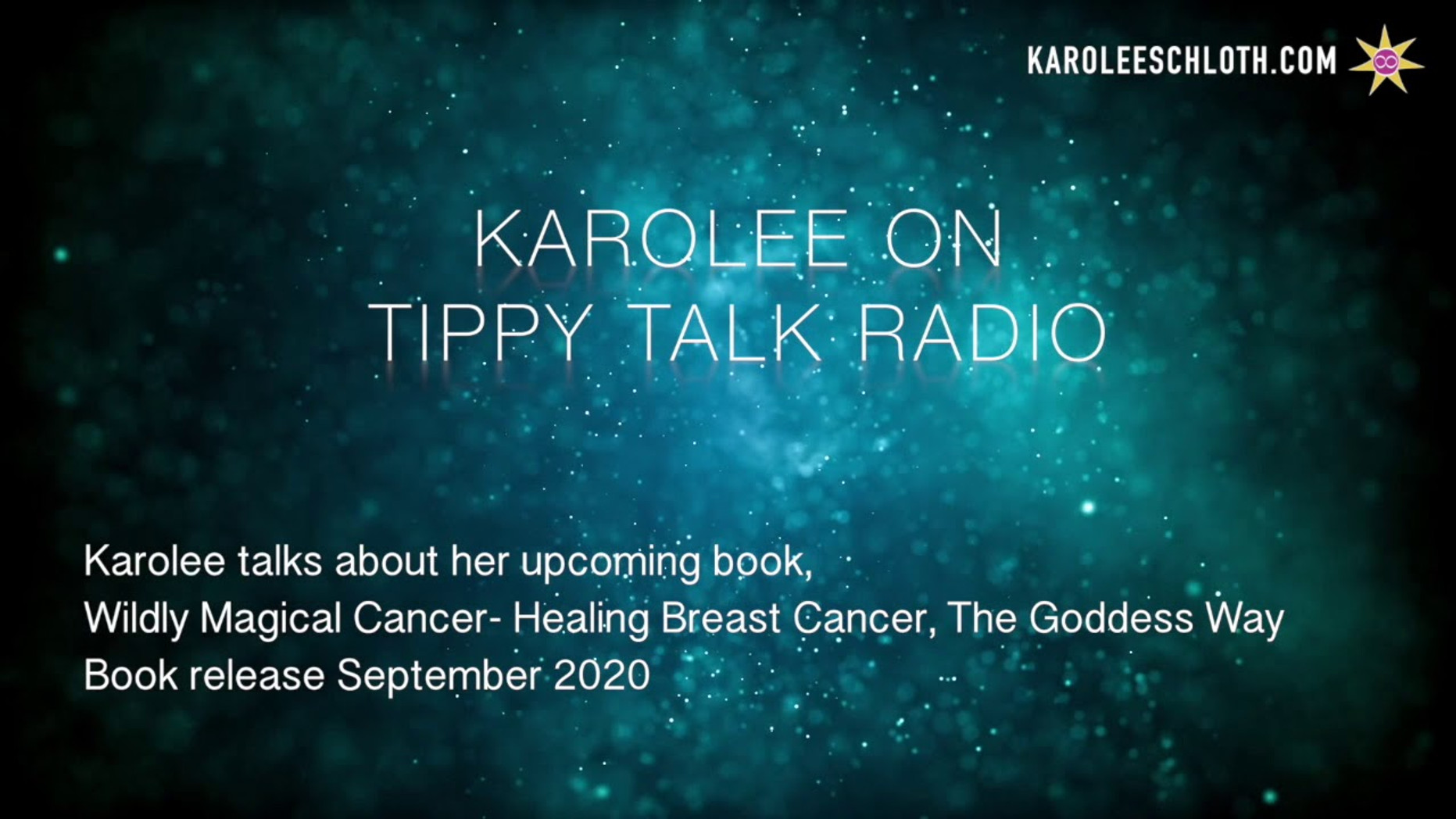 Karolee on Tippy Talk Radio