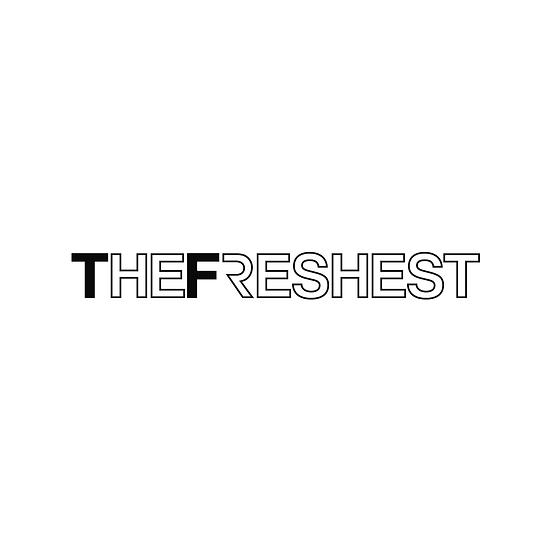 The Freshest Edge Sticker