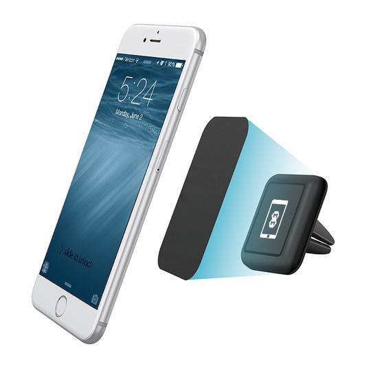 Mega Mounts Square Mini Universal Magnetic Air Vent Phone Holder