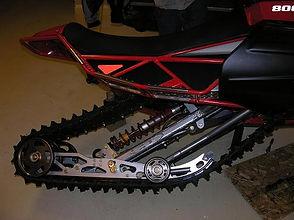 snowmobile shock service