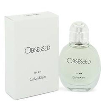 Obsessed Eau De Toilette Spray By Calvin Klein 30 ml
