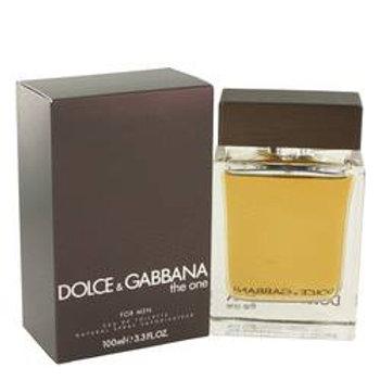 The One Eau De Toilette Spray By Dolce & Gabbana 100 ml