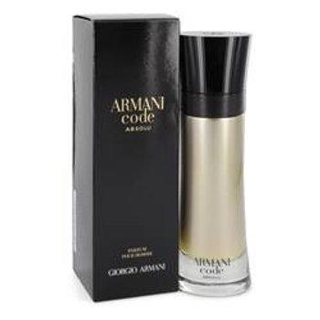 Armani Code Absolu Eau De Parfum Spray By Giorgio Armani 109 ml