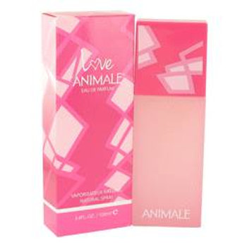 Animale Love Eau De Parfum Spray By Animale 100 ml
