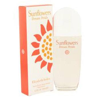 Sunflowers Dream Petals Eau De Toilette Spray By Elizabeth Arden 100 ml