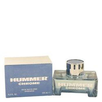 Hummer Chrome Eau De Toilette Spray By Hummer 125 ml
