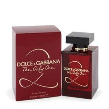 The Only One 2 Eau De Parfum Spray By Dolce & Gabbana 100 ml