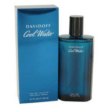 Cool Water Eau De Toilette Spray By Davidoff 125 ml