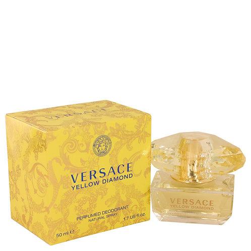 Versace Yellow Diamond Deodorant Spray By Versace 50 ml