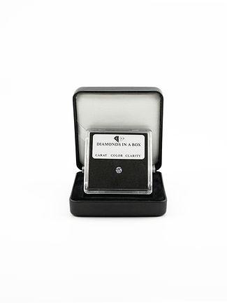 Diamond in a Box Geschenk Box Idee Taufe Weihnachten Geburtstag Frau Geschenk Taufe Hochzeitstag