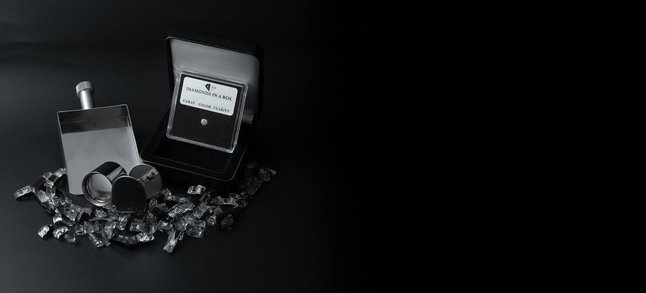 Diamonds in a Box Diamaten verschenken Diamanten sammeln Diamanten investieren verschenken sie die Ewigkeit zertifizierte Top Qualität