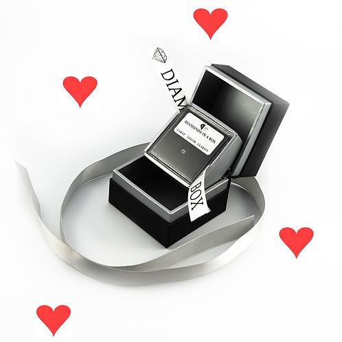Valentinstagsspecial - 0,04 Karat Top Wesselton