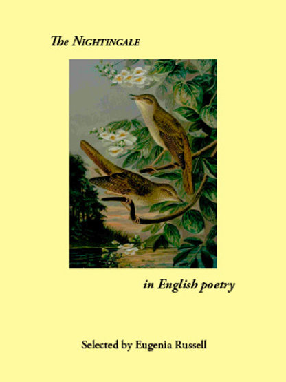 The Nightingale in English Poetry