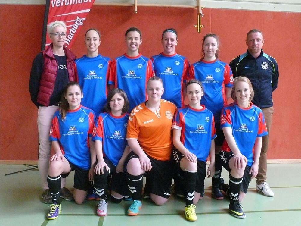 1. Damenmannschaft