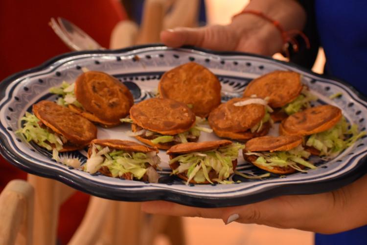Aura Cocina Mexicana | Mexican Distillates Experience | Street Appetizers