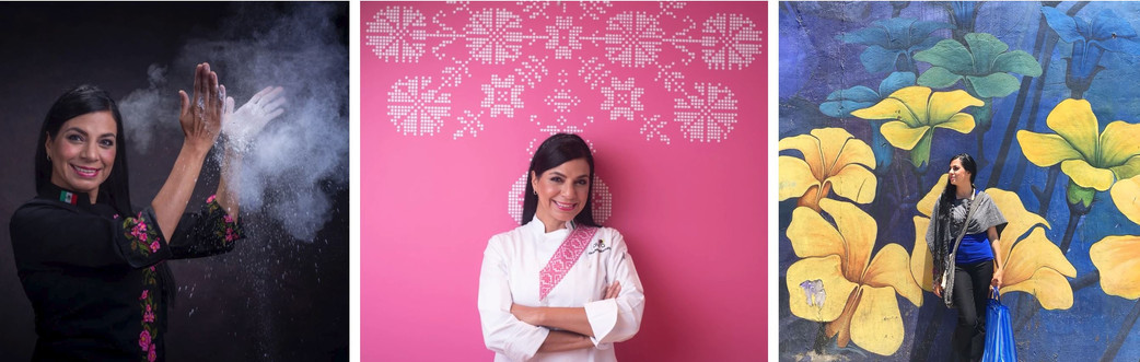 Aura Cocina Mexicana | Chef Graciela Montaño