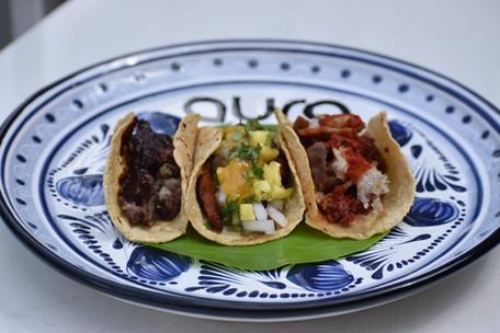 Aura Cocina Mexicana | Cooking Class | Mexico City | Mexican Street Tacos hands-on Cooking Class | Barbacoa, Pastor y Campechano