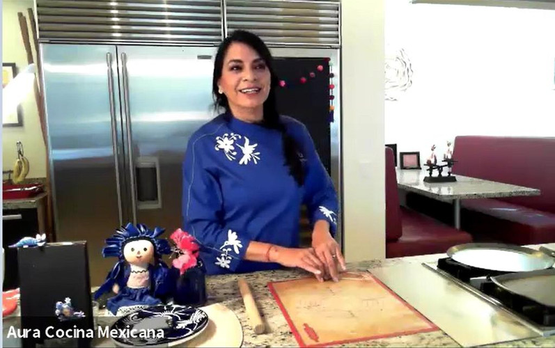 Online Mexican Cooking