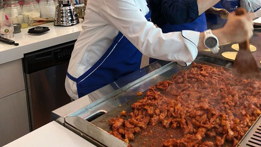 Aura Cocina Mexicana | Cooking Class | Mexico City | Mexican Street Tacos hands-on Cooking Class | Cooking Taco al Pastor