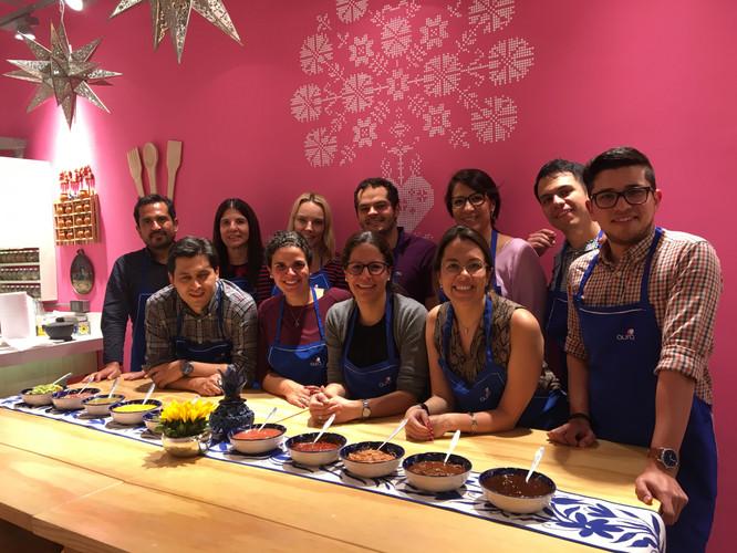Team Building | Cooking Experience | Aura Cocina Mexicana