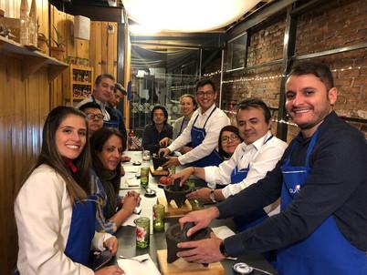 Team Building   Cooking Experience   Aura Cocina Mexicana