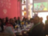 Aura Cocina Mexicana | Presentations and Meetings | Mexico City