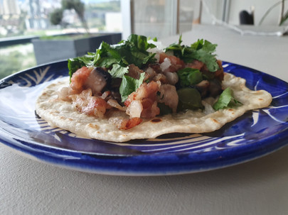 Mexican Street Taco