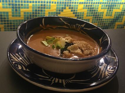 Aura Cocina Mexicana | Sopa de Tortilla
