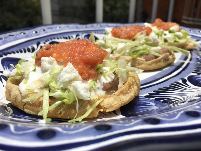 Aura Cocina Mexicana | Cooking Classes | Authentic Mexican Cooking Class | Antojitos Mexicanos | Sopes