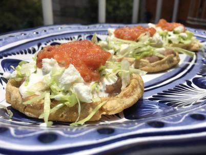 Aura Cocina Mexicana | Cooking Classes | Authentic Mexican Cooking Class | Antojitos Mexicanos | Sopes