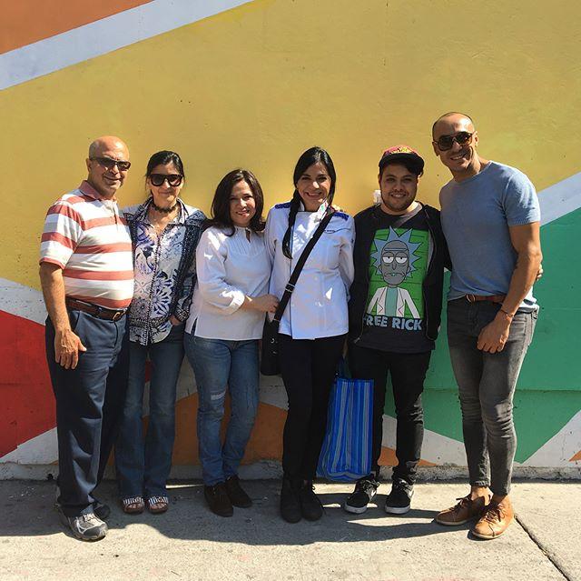 Aura Cocina Mexicana | Market Tour | Mercado de Medellin | Wall