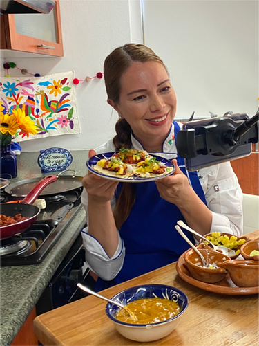 Advanced Mexican Street Taco Cooking Class