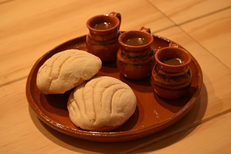 Aura Cocina Mexicana | Cooking Classes | Mexico City | Mexican Breakfast hands-on Cooking Class | Champurrado