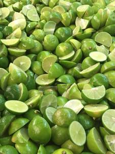 Aura Cocina Mexicana   Market Tour   Central de Abasto   Limes