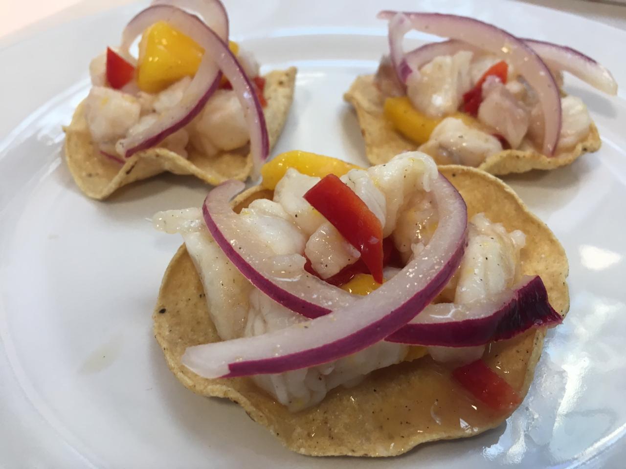 Aura Cocina Mexicana | Fish Ceviche