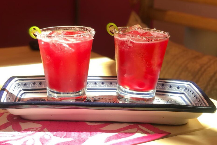 Aura Cocina Mexicana | Cooking Classes | Mexico City | Mexican Seafood hands-on Cooking Class | Aura's Signature Margarita