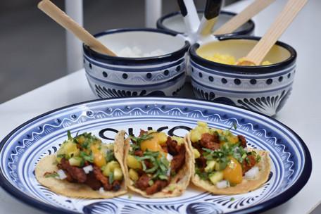 Aura Cocina Mexicana | Cooking Class | Mexico City | Mexican Street Tacos hands-on Cooking Class | Tacos al Pastor