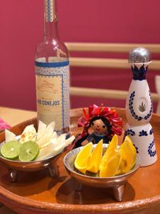 Aura Cocina Mexicana | Mexican Distillates Experience