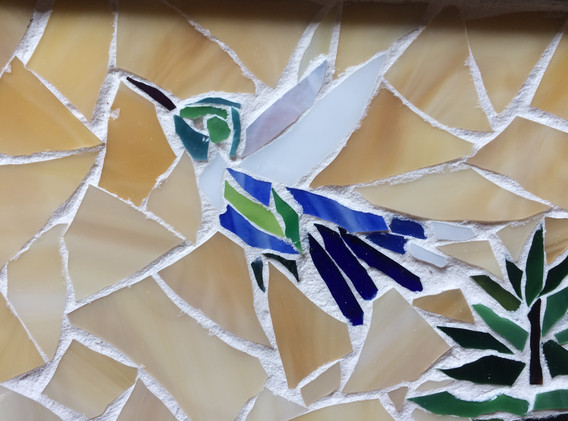Hummingbird detail