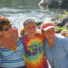 Sisterhood on the river, unforgettable!